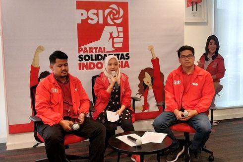 Puas Raih 8 Kursi, Anggota DPRD DKI Terpilih dari PSI Janji Kerja Transparan