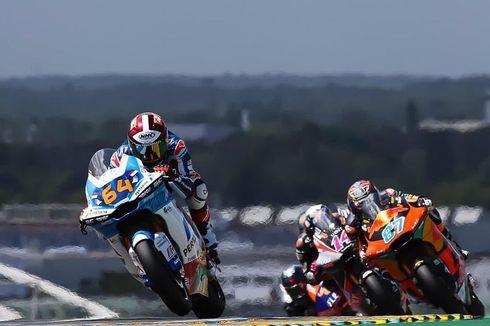 Pebalap Pertamina Mandalika SAG Team Finis Lima Besar di Le Mans