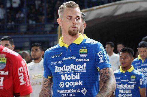 Terdepak Dari Persib, Kevin van Kippersluis akan Kembali ke Belanda