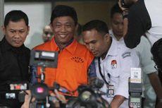 KPK Tahan Empat Pimpinan DPRD Musi Banyuasin