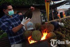 Durian Bakar di Medan, Apa Bedanya dengan Durian Biasa?