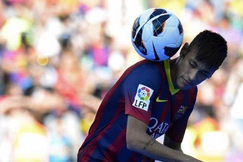 Klausul Pelepasan Neymar Mencapai Rp 2,3 Triliun