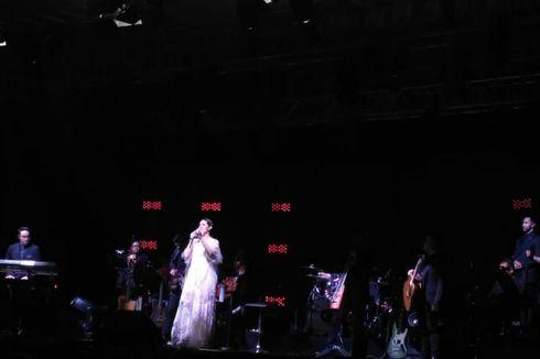Raisa Kenalkan Lagu Kolaborasi dengan Dipha Barus di Konser Fermata