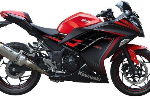 Kawasaki Ninja 250 Nassert Beet Lebih Mahal Rp 4,7 Juta