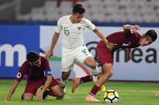 Timnas U-19 Indonesia VS UEA, Egy Lepaskan 2 Ancaman Sebelum Cedera
