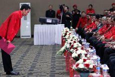 Di Meja Makan, Jokowi Tak Bahas Politik dengan Megawati