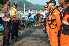 Tim SAR Bandung Diterjunkan Cari Korban Tenggelam di Waduk Cirata
