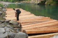 Walhi: 130 Sungai di Bengkulu Rawan Banjir Bandang