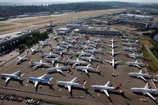 Boeing Cari Pinjaman Dana Sebesar Rp 136 Triliun