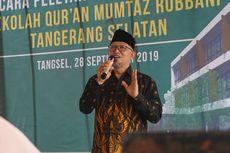 UU Cipta Kerja Disahkan, Calon Wakil Walkot Tangsel Ruhamaben: Rezim Anti-Wong Cilik
