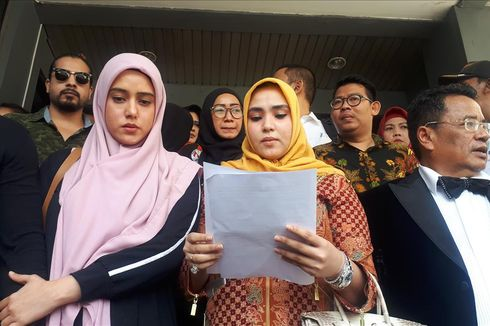 Mantan Suami Fairuz Dilaporkan atas Kasus Ucapan Bau Ikan Asin