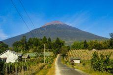 Pendakian Gunung Slamet Via Bambangan Purbalingga Tutup Seminggu, Kenapa?