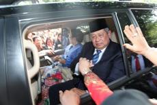 SBY Dipilih jadi Ketua Majelis Tinggi Partai Demokrat