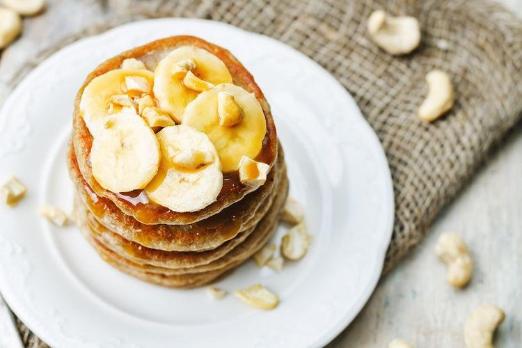 Resep Banana Pancake, Cocok untuk Sarapan