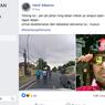 Viral Unggahan Keluhan tentang Pesepeda yang Penuhi Jalan, Ini Jawaban Dishub Surakarta