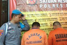 Beraksi di 30 Tempat, Pelaku Pecah Kaca Ditangkap Polisi