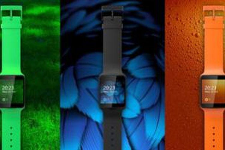 Arloji pintar Moonraker dari Nokia