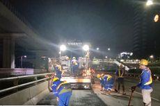 Jasa Marga Berlakukan Rekayasa Lalu Lintas di Tol Dalam Kota