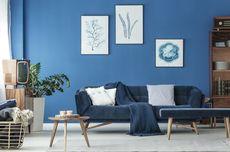 Ternyata, Ini Manfaat Mengecat Dinding dengan Warna Biru