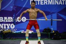 SEA Games 2019, Cedera Lutut Jadi Ancaman Deni Menuju Olimpiade 2020