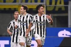 Hasil Inter Vs Juventus - Penalti Dybala Buyarkan Kemenangan I Nerazzurri