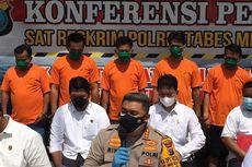 Kasus Wartawan Medan Disiram Air Keras, Polisi: Pelaku Kesal Korban Minta