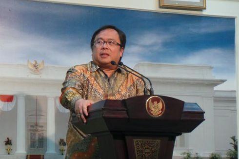 Di Rapat Terbatas, Jokowi Beri Instruksi ke Kepala Bappenas