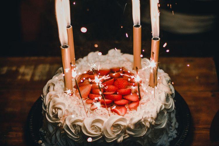 Ucapan ulang tahun adalah ungkapan apresiasi kita atas kehadiran mereka dalam hidup kita.