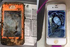 Setahun Tenggelam di Danau, iPhone 4 Masih Hidup