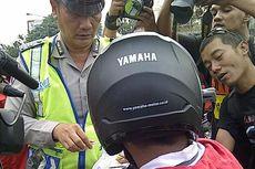 Tak Punya SIM, Puluhan Pelajar Terjaring Razia di Jakarta Timur