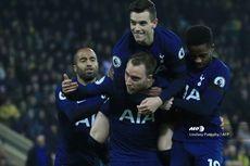 Norwich Vs Tottenham, Dua Kali Tertinggal Spurs Selamatkan Hasil Seri