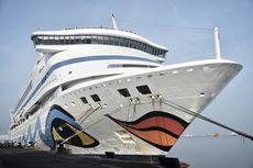 Kapal Pesiar Viking Sun Ditolak Berlabuh di Surabaya dan di Semarang 1.300 Penumpang Dilarang Turun