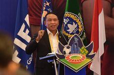 Buka Kongres PSSI, Zainudin Amali Banggakan Kesuksesan Piala Menpora