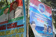 KPU Longgarkan Batasan Jumlah Maksimal Alat Peraga Kampanye Pilkada
