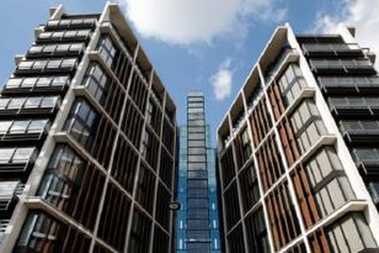 Pembeli asal China dan Hong Kong mendominasi pasar residensial London, Inggris.