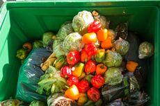 Ada 1,03 Miliyar Ton Makanan Terbuang Sia-sia Setiap Tahun