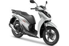 Setop Jualan di Indonesa, Honda SH150i Pakai Mesin Baru di Vietnam