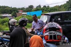 Sosialisasi Pilkada NTT, KPU Kota Kupang Bagi-bagi Brosur
