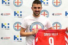 Villa Juga Dipakai Melbourne City