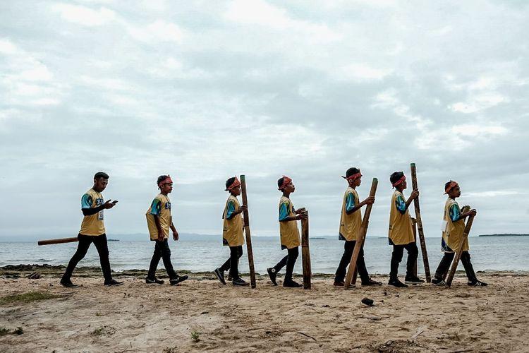 Foto Ilustrasi : Destinasi Wisata Morotai, Maluku Utara