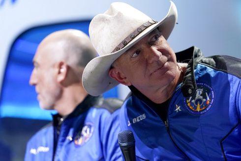 Jeff Bezos Bukan Astronot, Otoritas Penerbangan Federal AS Perketat Aturan