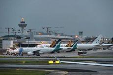 Tuntaskan Terminal 5, Changi Airport Tutup Runway 2