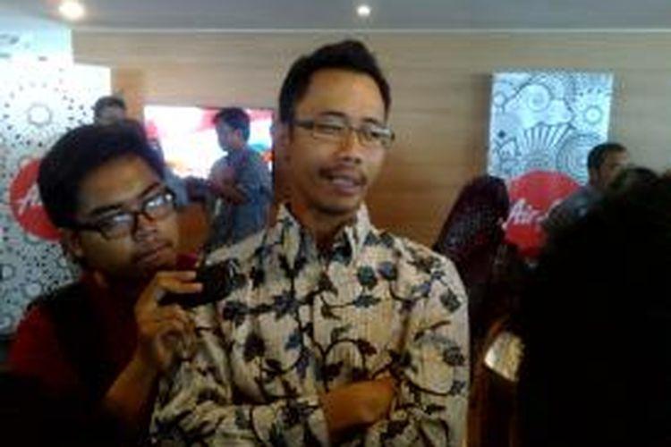 Presiden Direktur Indonesia Air Asia, Sunu Widyatmoko