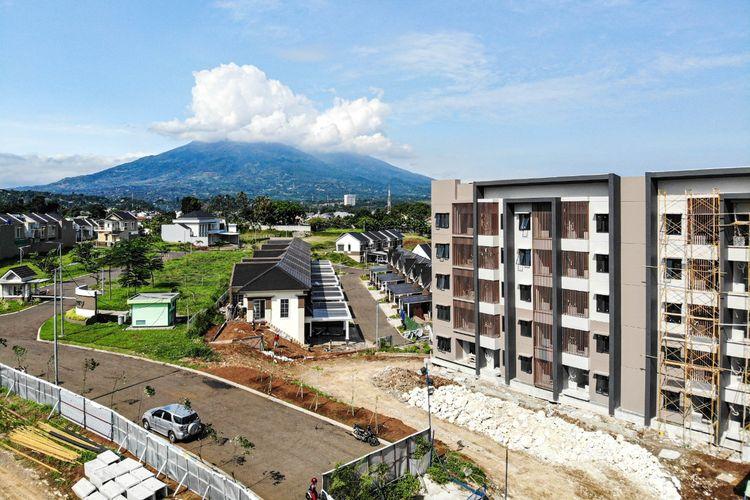 Perumahan Royal Tajur Bogor Jawa Barat