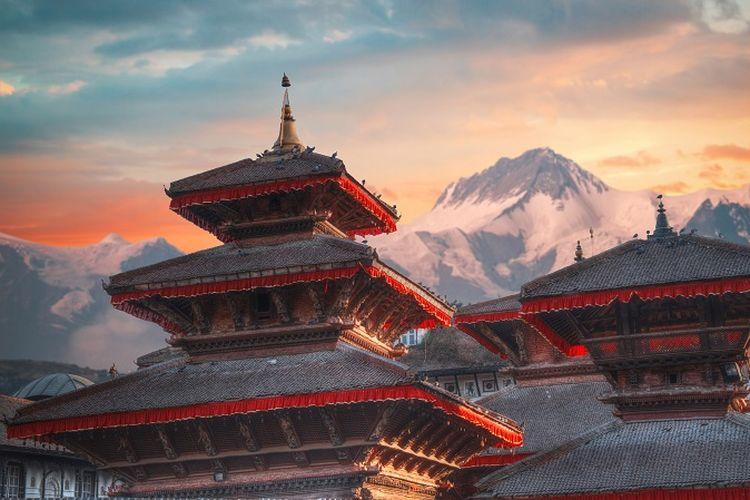 Ilustrasi Nepal.