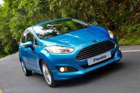 New Ford Fiesta: Hatchback dan Sedan Subkompak dengan Fitur Gaul