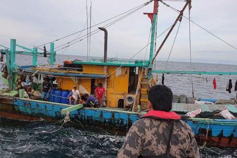 Temukan Indikasi Modus Baru Illegal Fishing, Ini yang Dilakukan Susi