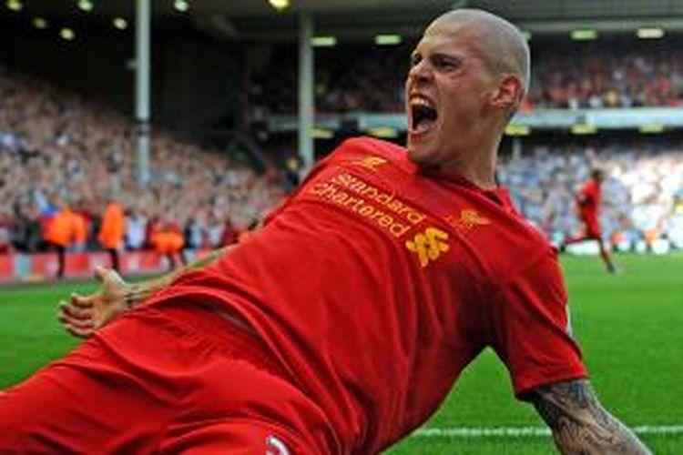 Bek Liverpool, Martin Skrtel.