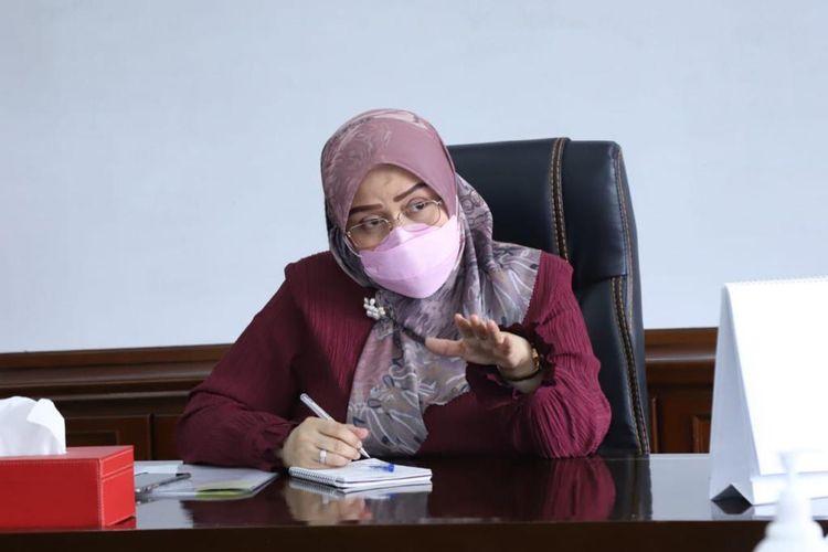 Direktorat Jenderal Pembinaan Hubungan Industrial dan Jaminan Sosial Tenaga Kerja (Ditjen PHI JSK) Kemnaker Indah Anggoro Putri