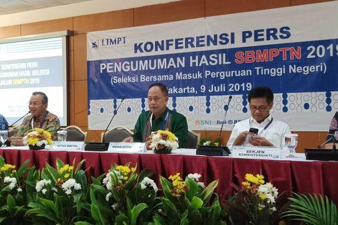 10 Universitas Negeri dengan Peminat Terbanyak di SBMPTN 2019